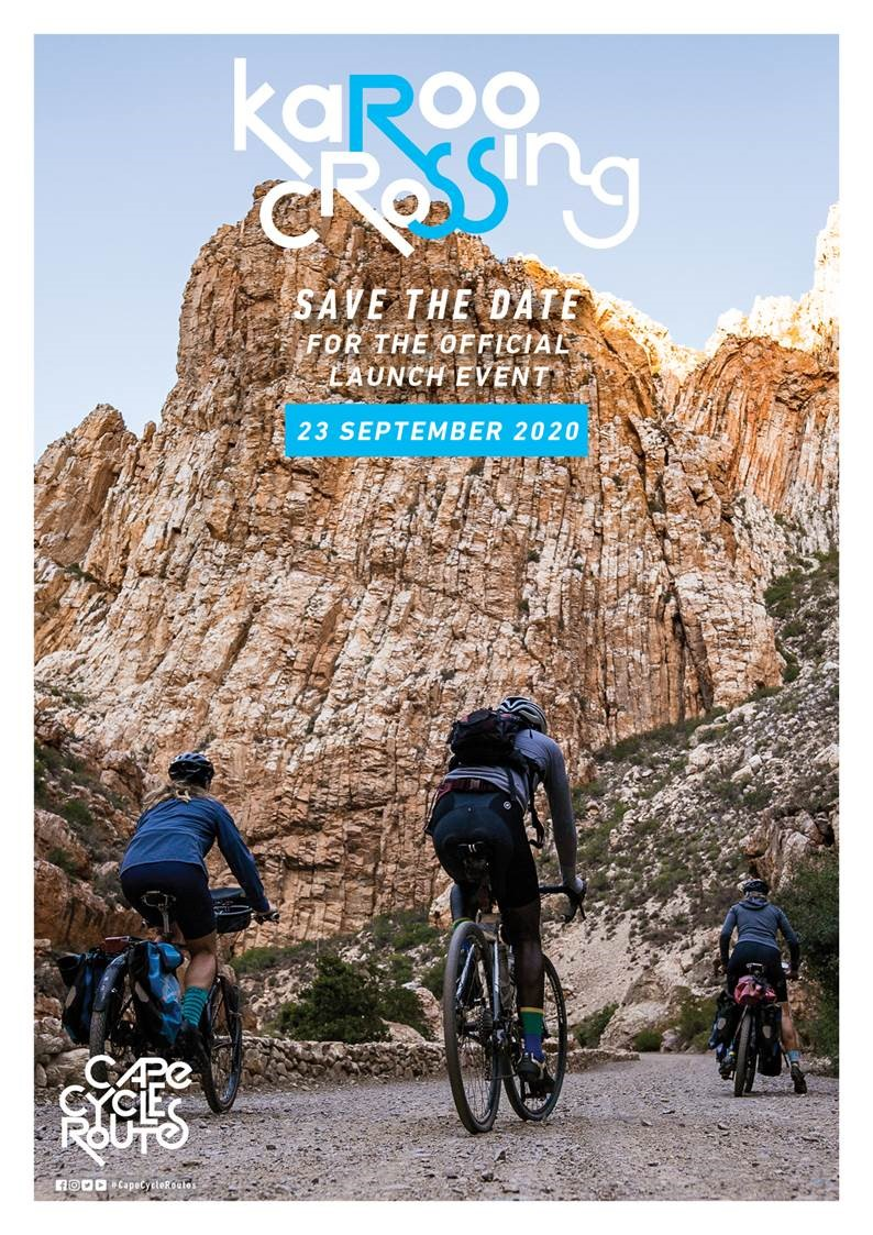 Looking forward to joining @alanwinde for the launch of the Karoo Crossing route in Prince Albert tomorrow.   The fifth route in the Cape Cycle Route network, it showcases our smaller towns and lesser-known attractions in the Western Cape.  #WeAreOpen #TourismMonth2020 https://t.co/oOlHfLLxkT