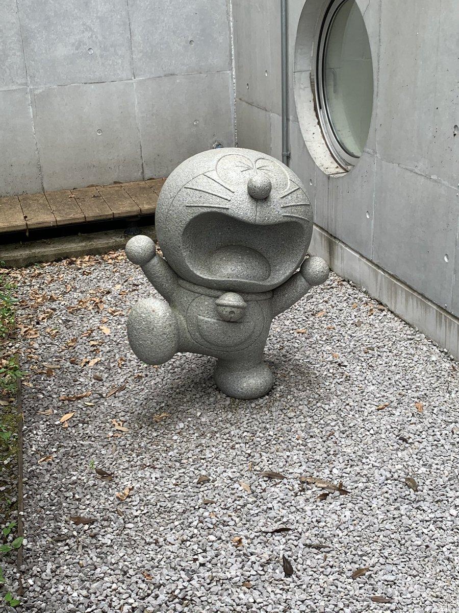 そういえばこないだ行った藤子ミュージアム、コレがあったのが100万点