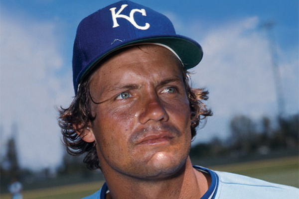 #SABR50at50: Arguably the best @Royals player of all time, @GeorgeHBrett spent his entire 21-year career with Kansas City, winning three batting titles, an MVP award, and the 1985 World Series championship: https://t.co/d80ayWbu7m https://t.co/0jnWo2TXd4