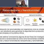 Image for the Tweet beginning: 🎙️El webinar de #Nanotoxicidad ya