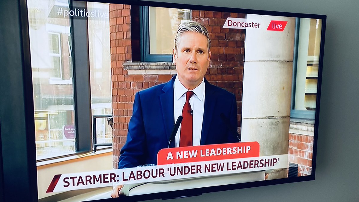 Many home truths for the woeful government and for the Labour movement in what is a masterclass in leadership @UKLabour https://t.co/lKxPr6rebb
