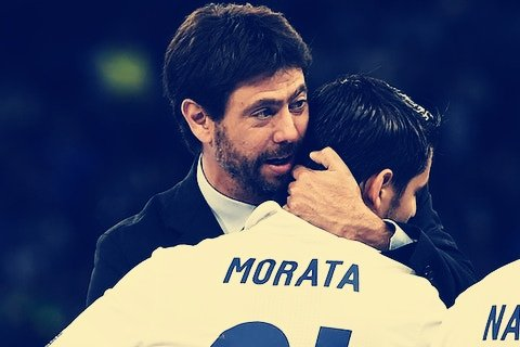 #MorataBack