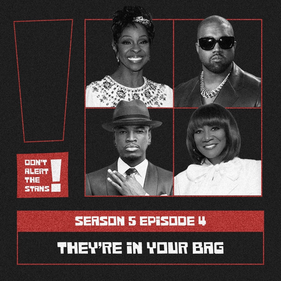 🚨NEW EPISODE ALERT🚨 S5 Ep 4 - Theyre In Your Bag Topics: 🎙Kanye West Exposes Universal Music 🎙Warner Music Acquires Hip Hop DX 🎙 Gladys Knight #VERZUZ Patti LaBelle Spotify: open.spotify.com/episode/2g7tnw…… Apple Podcasts: podcasts.apple.com/gb/podcast/don……