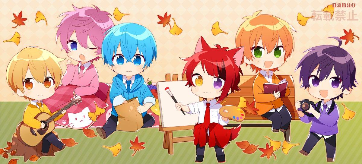 秋の絵集合ver