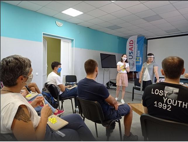 12-13 вересня 2020 року в м. Запоріжжя в рамках проєкту «ВелоМіста 2.0», який реалізовується Громадською організацією «Спільно HUB» за підтримки Агентства США з міжнародного розвитку (USAID) відбулось навчання велосипедних амбасадорів/амбасадорок. https://t.co/dILEFbpPKu