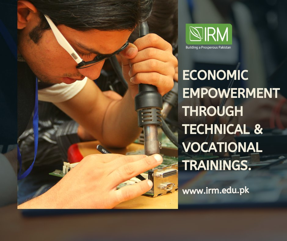 IRM equipped men and women with employable job skills to earn with dignity and to overcome poverty, supporting SDG 1, SDG 4 and SDG 8. #marketable #skill #poverty #vocational #education #ngo #humanity #technical #support #volunteer #community #hunger #nonprofit #endpoverty https://t.co/UIiPa0PUWu