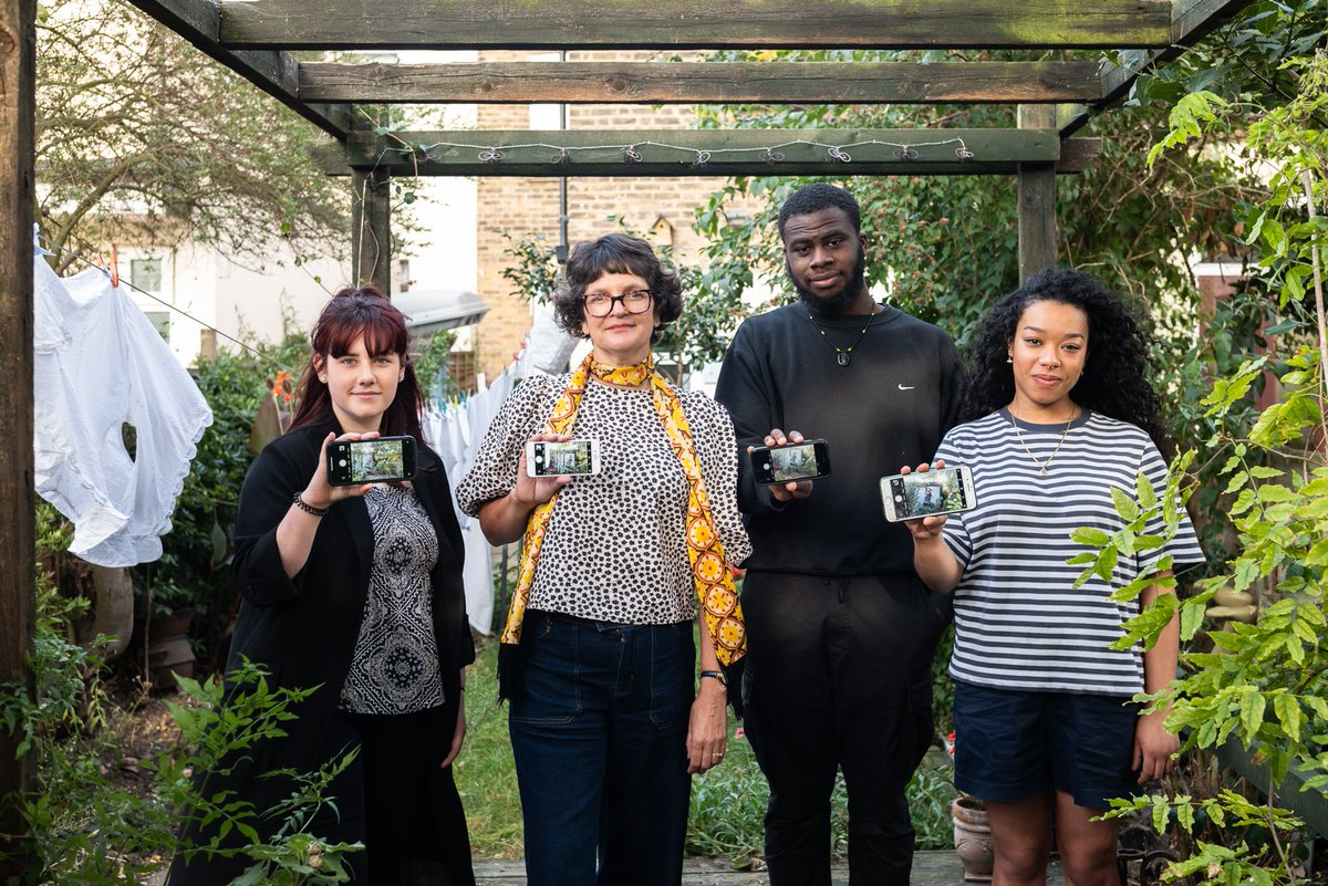 Future Film Focus present the final workshop in their 'Smartphone: Life on Film' project, showing highlights of the films you've made throughout lockdown #LeytonstoneLovesFilm https://t.co/xmaBvar2TF https://t.co/a4IRhZkKDX