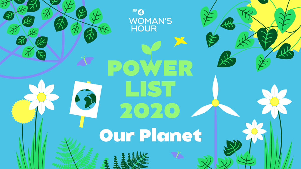 🔍 @BBCWomansHour has launched the search for its #whpowerlist - looking for 30 women making a significant contribution to the environment or the sustainability of our planet 🌍 https://t.co/PbsfcroQA7 https://t.co/D3k4zvRCHd