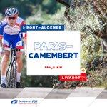 Image for the Tweet beginning: Le départ de #ParisCamembert, 6e