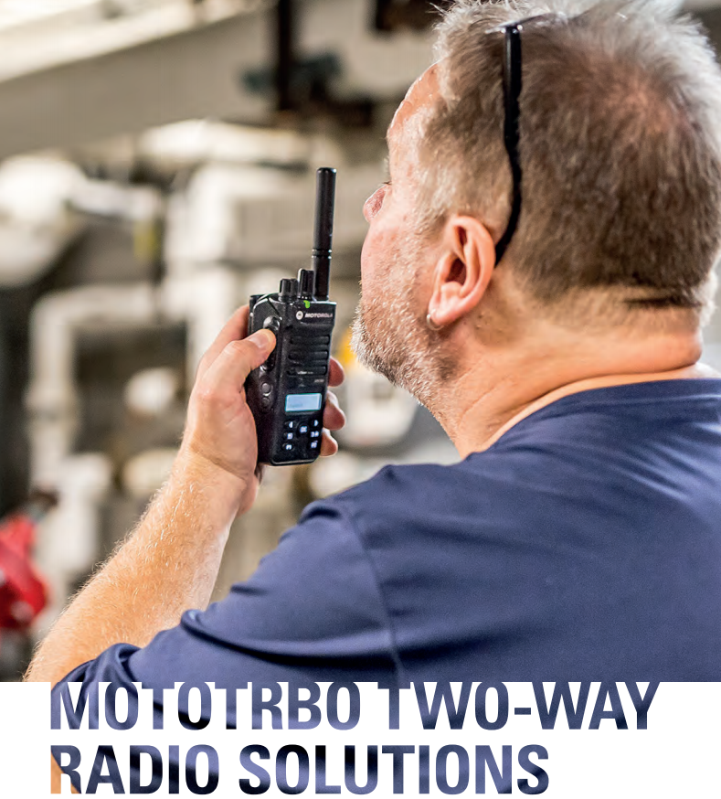 When you need a quick answer or immediate emergency response there's no faster way to communicate than push-to-talk (PTT). With #MotorolaSolutions #MOTOTRBO™ #TwoWayRadios you get this feature. Contact us for more information > https://t.co/hjX3SHd22y