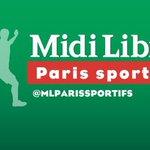 Image for the Tweet beginning: Paris sportifs @Midilibre : @mhbofficiel,