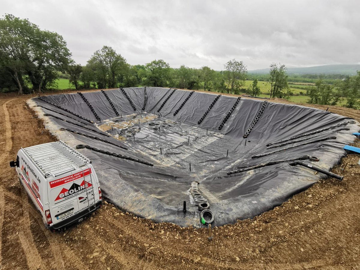 Check out our Slurry Lagoon brochure on our website! Geoline are an approved contractor to the Department of Agriculture, and are committed to protecting the environment with a 30 year guarantee. #muck #slurry #lagoon Learn more here: https://t.co/WCFoCjpd2E https://t.co/ApEwxJVDgJ