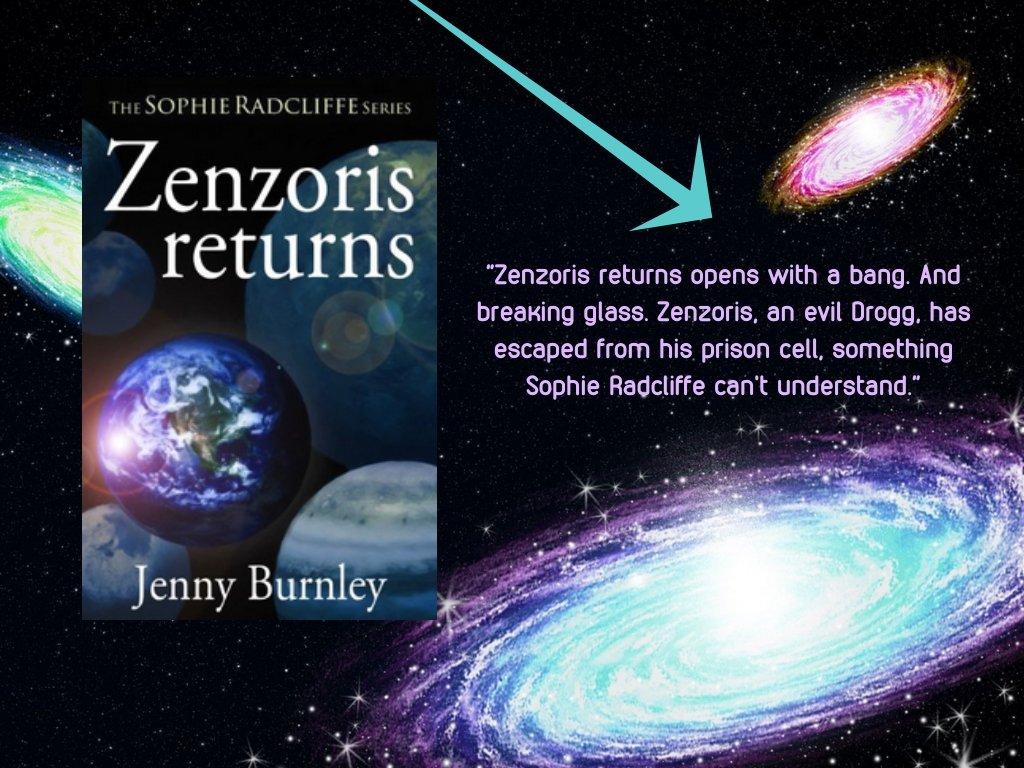 """A great #sciencefiction adventure story.""  ZENZORIS RETURNS https://t.co/TmDD1eM48S   #Kindle #ebook #fantasy #scifi #bookboost https://t.co/GTTzvSg4oo"