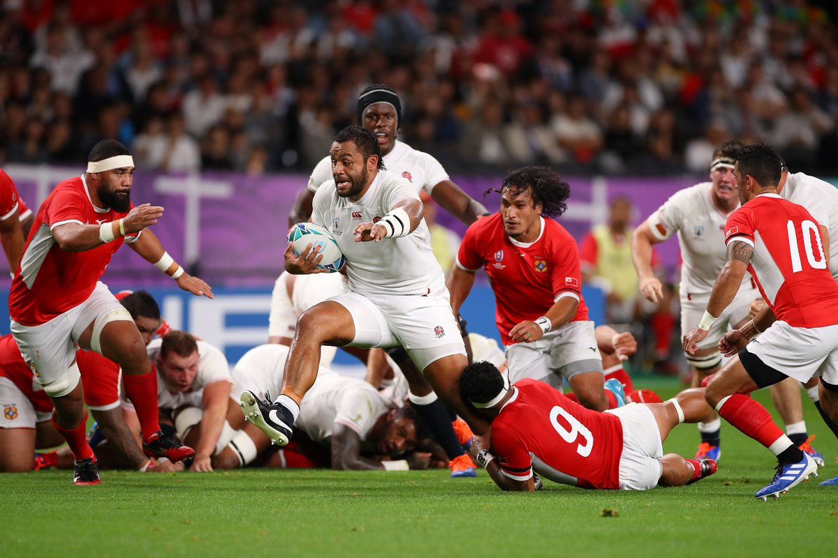 test Twitter Media - #OnThisDay last year we kicked off our @rugbyworldcup campaign against @officialTongaRU 🌹🇹🇴  Where did you watch it? https://t.co/nwFfJtHl9O
