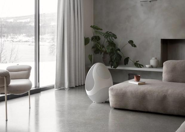 Totalement #EltonApproved !  🎶La première enceinte de la nouvelle marque de design australienne @PantheoneA , offre une expérience esthétique raffiné…