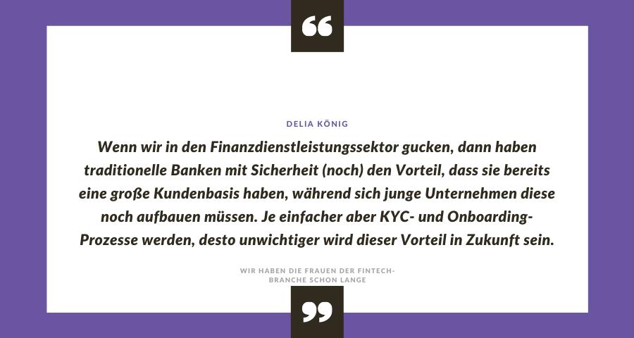 Delia ist Managing Director beim Fintech-Unternehmen @Solarisbank und hat dementsprechend konkreten Einfluss auf die Branche: https://t.co/Gs3IvqeHJM #Payment #Banking #Fintech https://t.co/J1zpcnf3z2