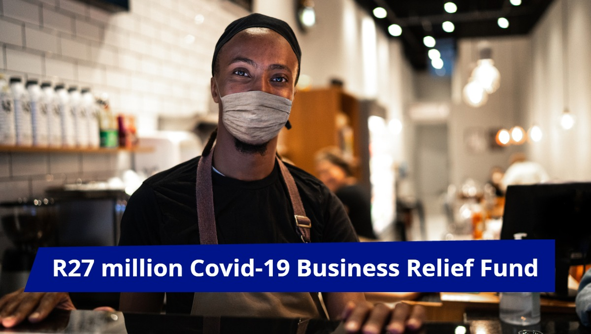 Excited to announce a R27 million relief fund to help small businesses in both the formal and informal sectors in the Western Cape who have been hard-hit by Covid-19.  Read full statement 👉https://t.co/nw1v7VLGPg  #SupportBusiness #StaySafeMoveForward https://t.co/hCq0OAlB4q