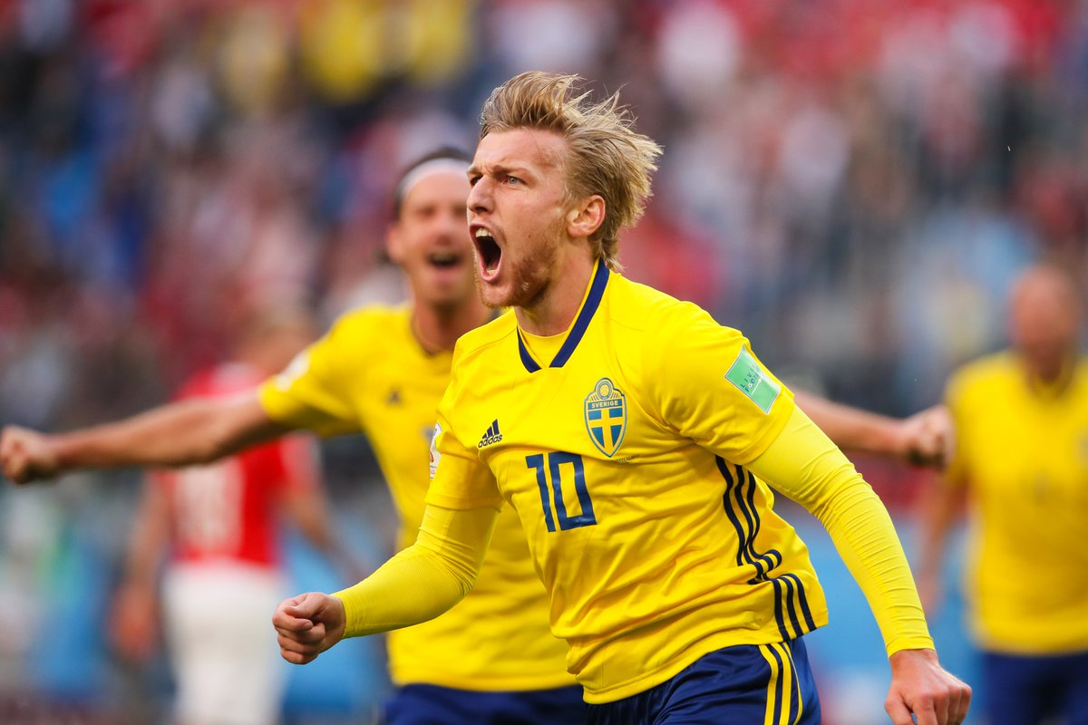 🇸🇪 Emil Forsberg's opening game of the club season = ⚽️🅰️✅ https://t.co/K2FrIP0fuC