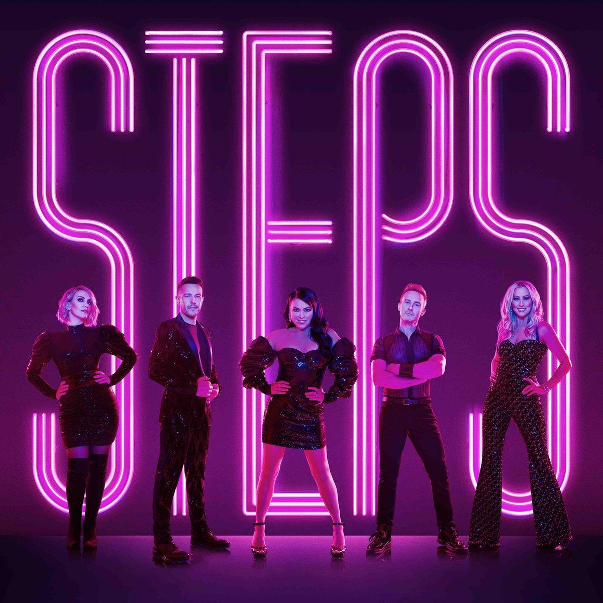 NEWS: ⭐ OFFICIAL STEPS MUSICAL IN-DEVELOPMENT ⭐  Read more - https://t.co/BspJqI4DCv https://t.co/HtP4q0Q4GP