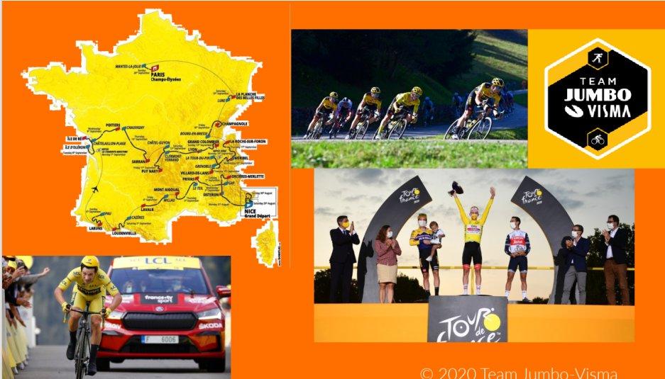 @nbso_nantes feliciteert de Nederlandse ploeg @Team_JumboVisma met zijn uitstekende Tour de France 🏆, 2e plaats algemeen klassement 🚴  Nbso_Nantes, félicite l'équipe NL Team Jumbo-Visma pour son excellent parcours sur le #TDF2020 🏆, 2ème place classement général #sportbusiness https://t.co/BZEyo5Aj2w