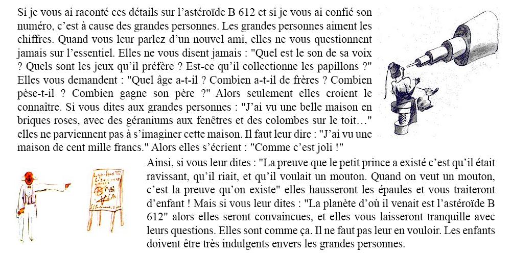 Toujours garder son regard d'enfant et être indulgent envers ceux qui l'ont perdu...#AntoineDeSaintExupéry #LePetitPrince #Livre #Lecture https://t.co/aMTZ1D4omj