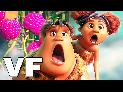 LES CROODS 2 Bande Annonce VF (Animation, 2020) #2020 #animation #bandeannonce #cinéma #film #filmsactu #français #LesCroods2 #LesCroods2BandeAnnonceVF #UneNouvelleÈre #vf https://t.co/Tr4GHctkxq https://t.co/67fq6nRRy8