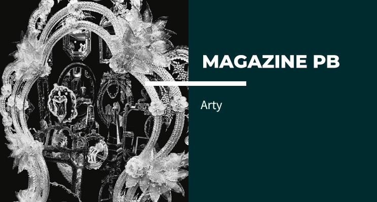 La question du reflet et de l'#abstraction de la #lumière est au centre du travail de la #photographe Valérie Belin. Focus sur l'une de ses #œuvres de cette série, issue la Collection Société Générale @Collection_SG, à découvrir dans notre magazine PB. https://t.co/VmHHaSsj1B https://t.co/FIvkfHxXJb