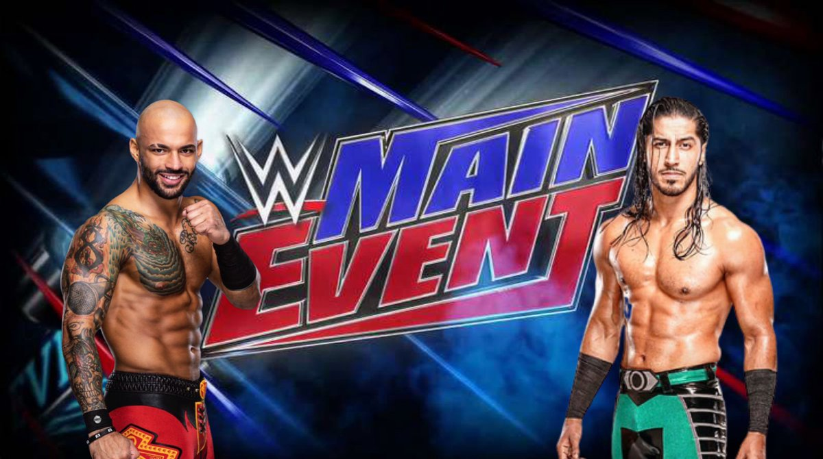 Run it back.  This Thursday.  #WWEMainEvent on @hulu. https://t.co/PeUBeYtLmm