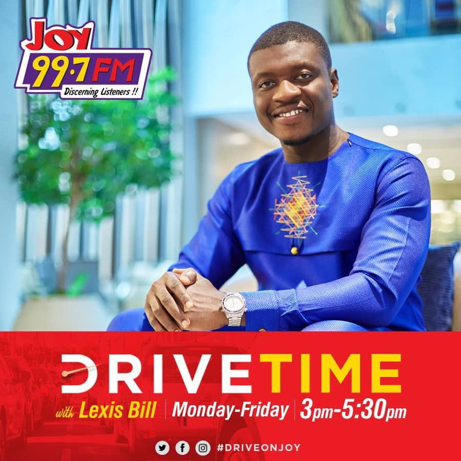 Welcome to the best late afternoon radio show with @lexisbill. #DriveOnJoy https://t.co/QxBLNGh5ju