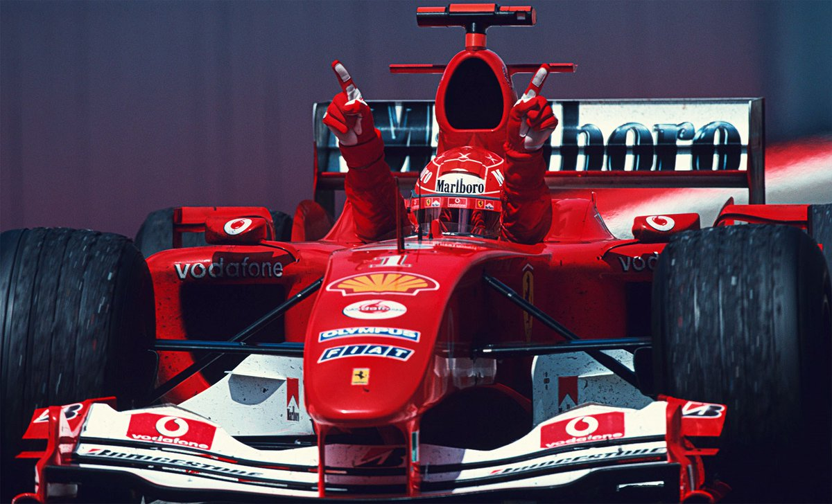Tarihte en çok ikinci olan 9 pilot:  1) 🇩🇪 Michael #Schumacher: 43 2) 🇬🇧 Lewis #Hamilton: 40 3) 🇪🇸 Fernando #Alonso: 37 4) 🇫🇮 Kimi #Raikkonen: 37 5) 🇫🇷 Alain #Prost: 35 6) 🇩🇪Sebastian #Vettel: 35 7) 🇧🇷 Rubens #Barrichello: 29 8) 🇬🇧 David #Coulthard: 26 9) 🇩🇪Nico #Rosberg: 25 #F1 https://t.co/JxDrvZR2bo