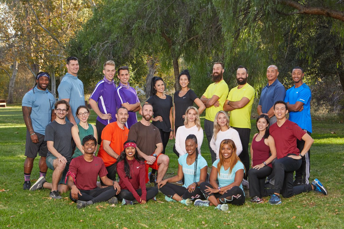 Meet the 11 teams that will begin their journey of a lifetime when the new season of The #AmazingRace kicks off on Oct. 14 at 9/8c on @CBS: bit.ly/3clos9T.