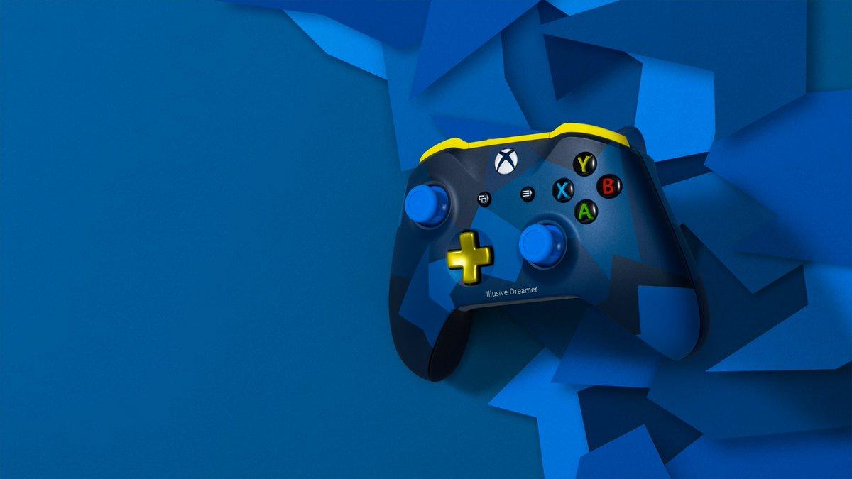 #XboxDesignLab farà una piccola pausa molto presto ma c'è ancora tempo per creare il tuo controller personalizzato!  Ci mancherà ma ne attenderemo con ansia il ritorno 🎮 https://t.co/rwAN0vXFP4 https://t.co/MFBjExxARn
