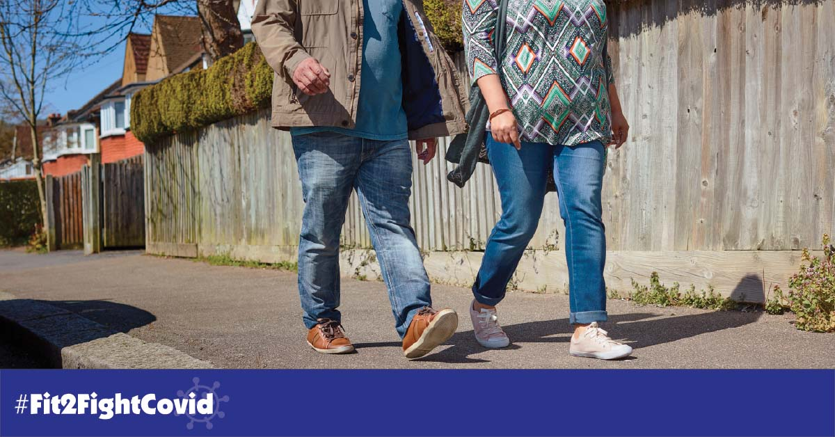 Moving more doesn't just mean going to the gym. It could be as simple as taking a stroll in your local park, doing a virtual exercise class, or simply standing more often. Get active 'your way' and get #Fit2FightCOVID https://t.co/50RCp65g8x #MoveWithUsBerkshire #stayactive