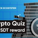 Image for the Tweet beginning: #Crypto Quiz🚀 Name the date of