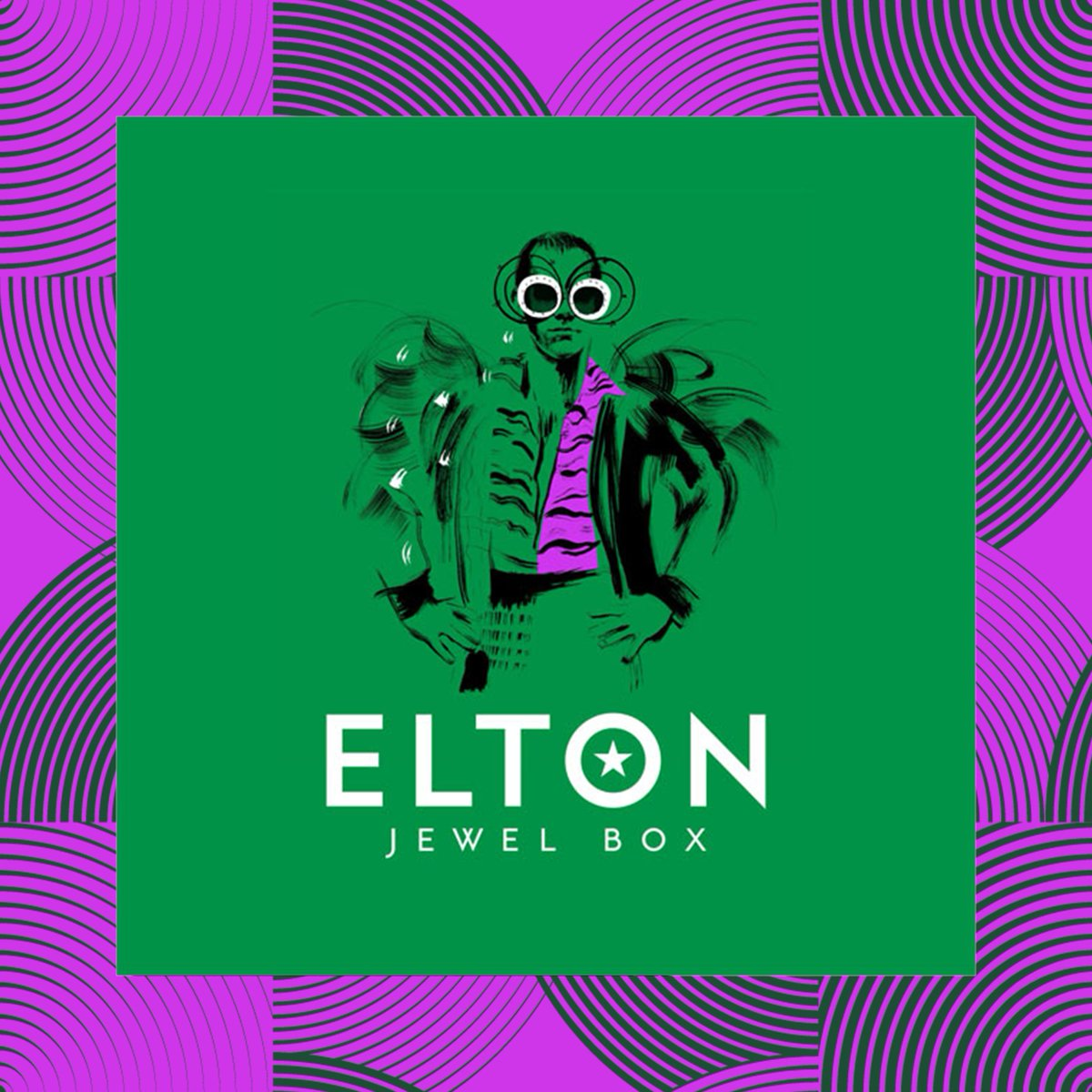 Mastered by Abbey Road's Sean Magee, @EltonOfficial delves deep into his archive for a new 8CD box set titled 'Elton: Jewel Box', which features an astonishing amount of rarities, deep cuts and B-sides. Discover: https://t.co/wzjskeS9r6 https://t.co/TQoeoe5IUr