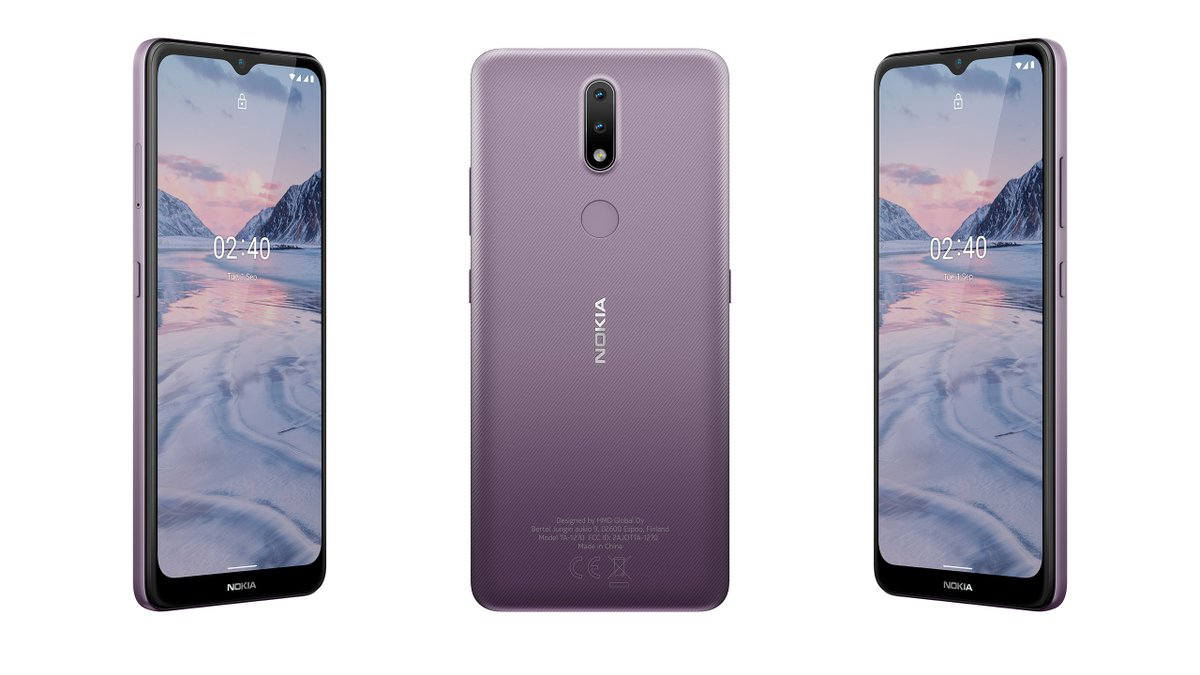 Nokia's new budget phones offer some surprisingly decent features on the cheap