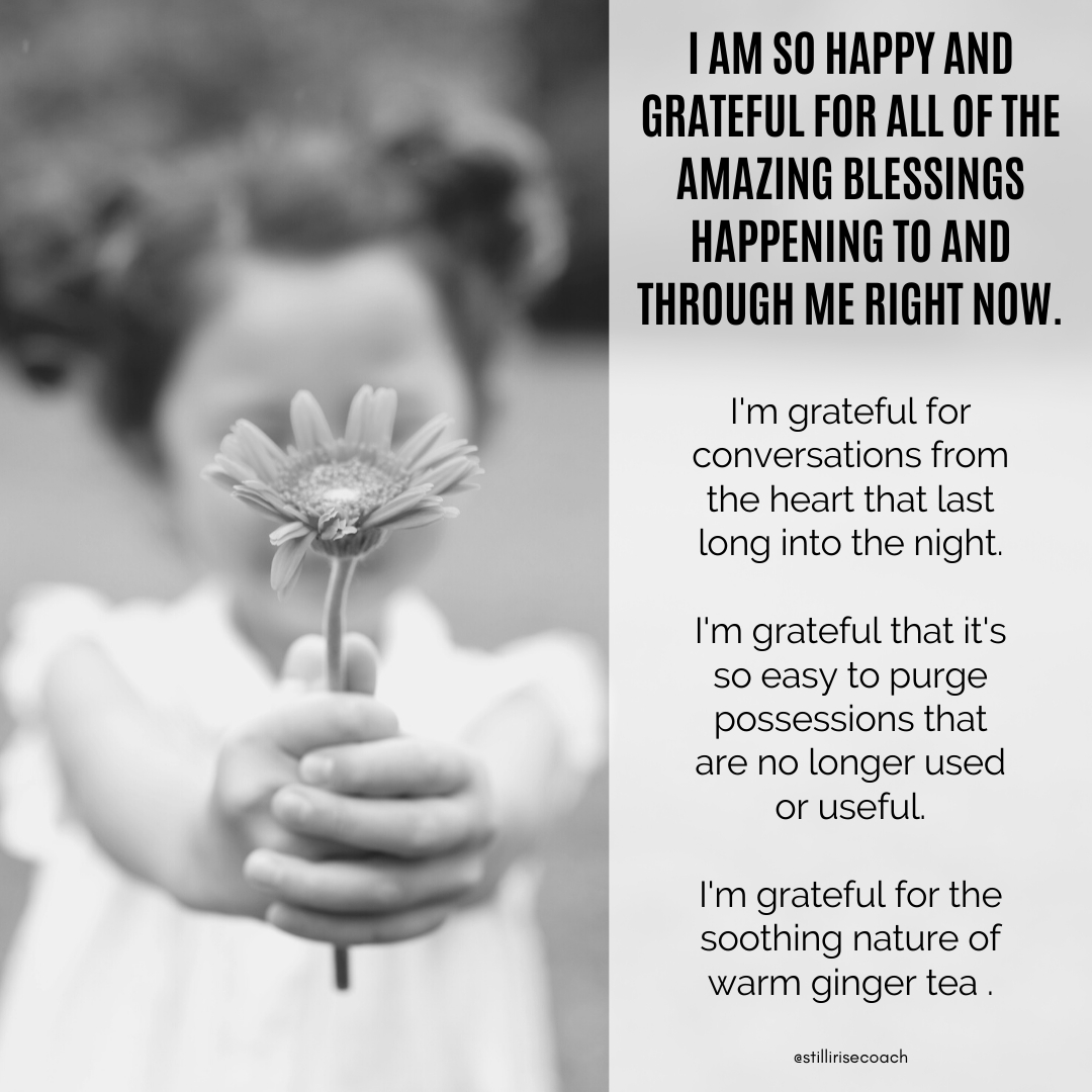 So much to be grateful for!  #iamgrateful #ralphie #nat #bestfriends #soultosoul #heartcentered #clearing #cleansing #declutter #makespace #synchronicity #grace #gingertea #stillwerise #stillyourise #stillirise #stillirisecoach https://t.co/ZwyFQo3RfD