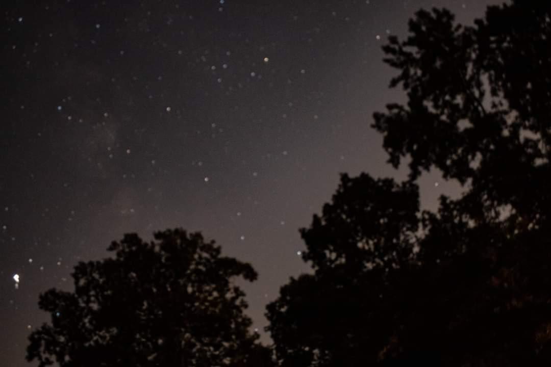 A starry night in #CharlesCounty Maryland with a glimpse of the #MilkyWay  @SOMDWxNews @WeLoveWeather @TenaciousTopper @weatherchannel @suepalkafox5dc @TuckerFox5 https://t.co/z50C7bTCHf