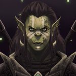 Image for the Tweet beginning: Orc inspired by draka from