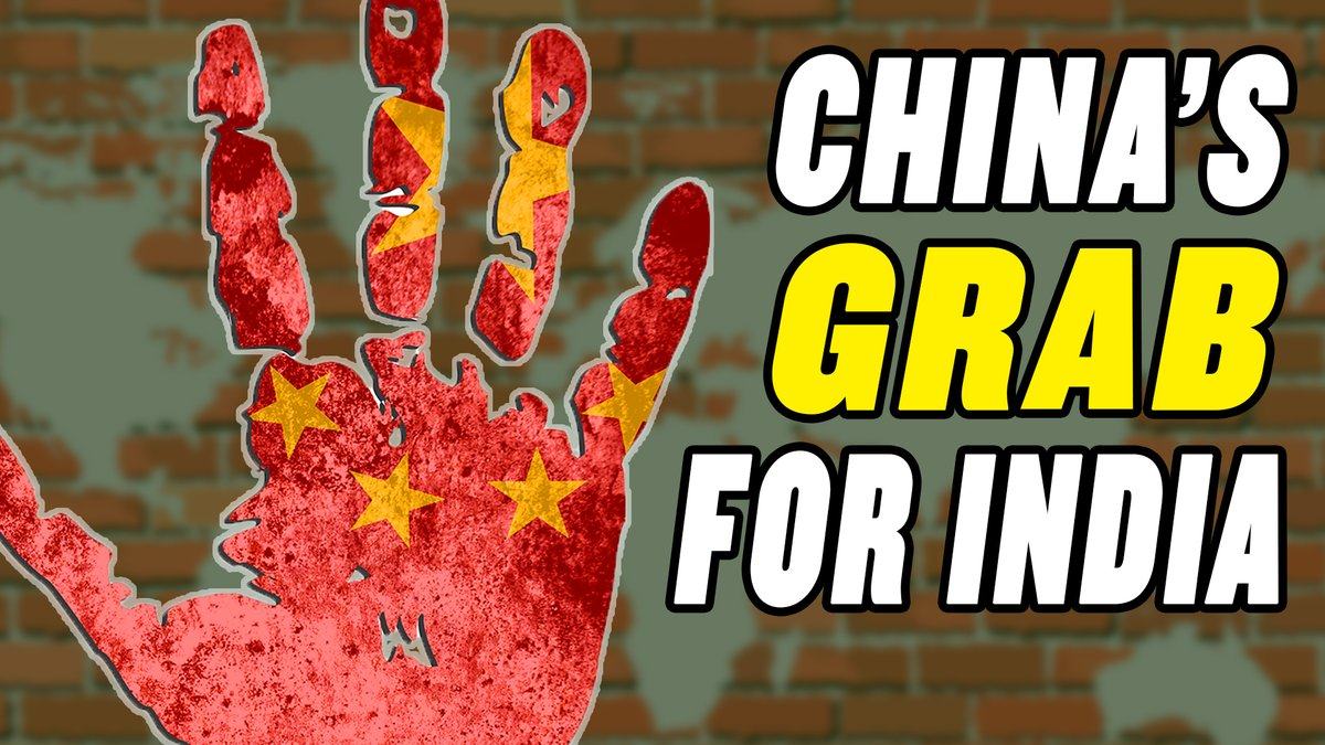 "@tinkurai #Indian  #IndiaChinaStandoff #indiachinaborderstandoff   China's ""5-Fingers"" Approach to Strangling #India  https://t.co/AaO6KbDSxd  https://t.co/xsqMB3WGbx @ChinaUncensored"