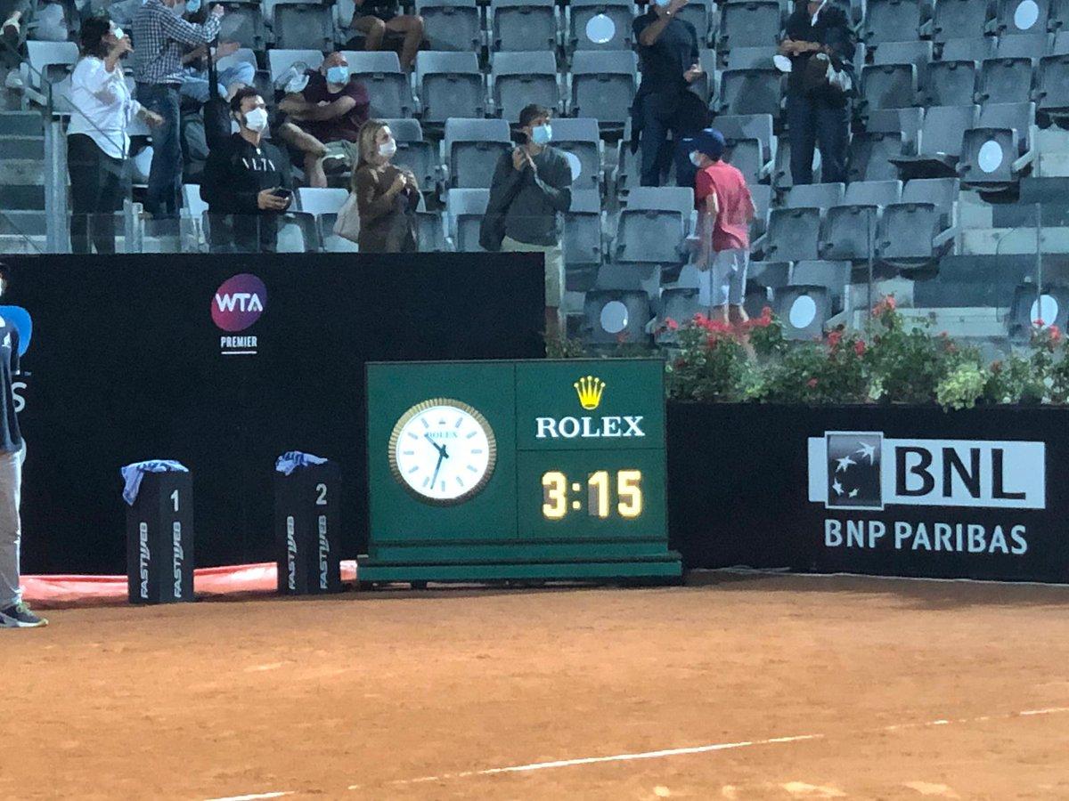 😳😳😳 Una delle partite più combattute, intense e lunghe, di questi #IBI20!  Di quale parliamo?  #tennis https://t.co/wdJOz41tUN