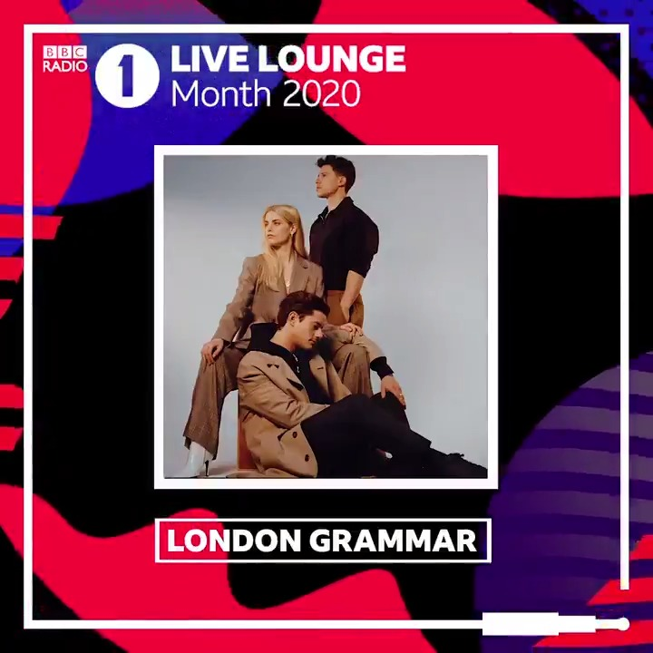 That voice! 😍🎤✨  It's SO GOOD to have @LondonGrammar back.  You can hear their @BBCR1 Live Lounge in full on BBC Sounds, including that impressive 'Blinding Lights' cover 💫  Download and listen now 🎧 https://t.co/BRJzZNEgqP https://t.co/8pc2CAr8I3