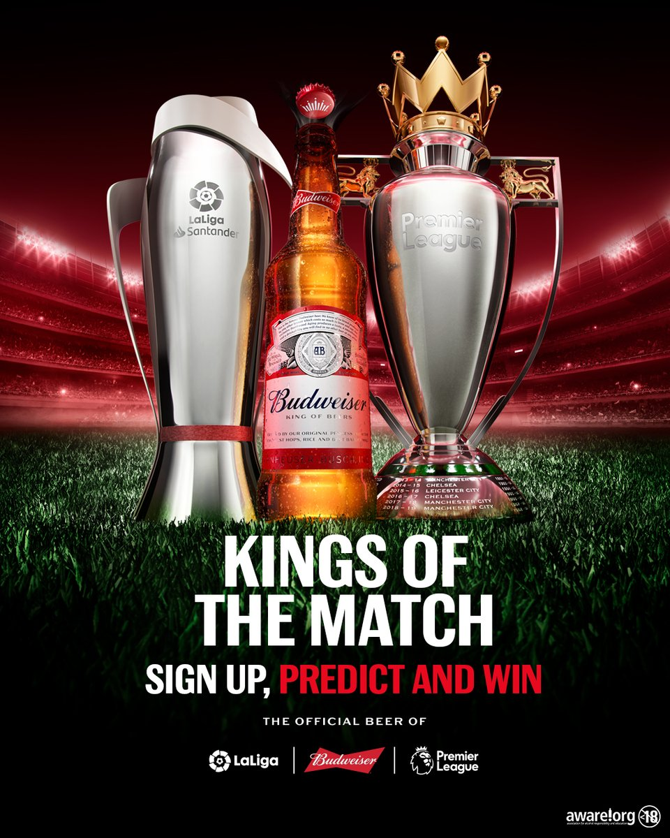 Here's something to get you even more excited about the new football season. Visit https://t.co/oqt704uMQo and register to play the Kings of the Match, there are prizes to be won weekly and a grand prize of 1 million Naira at the end of the season!  #BeAKing #SmoothForNaijaKings https://t.co/EXv1VcEcxe