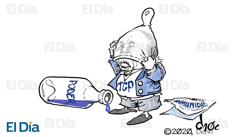 Te presentamos la #caricatura de este martes https://t.co/DWPKWTIqc5 https://t.co/3fceahrEZ3