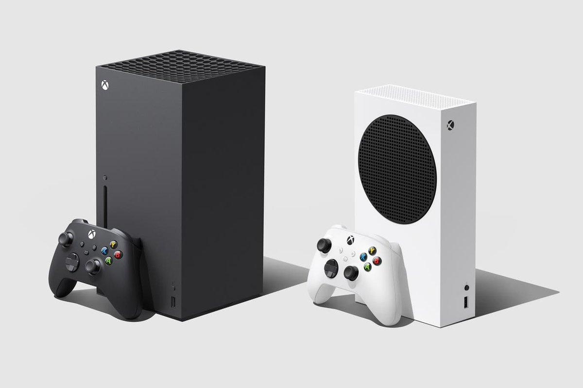 Las Xbox Series X y Series S llegan a la Argentina en noviembre próximo https://t.co/q3Q1alpM2v https://t.co/HPlGYH2ynK
