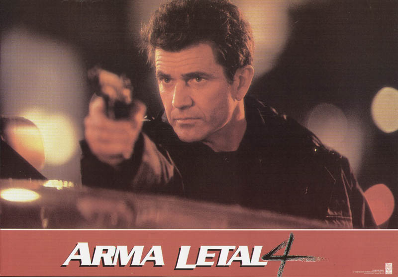 Frame Found On Twitter Mel Gibson In Lethal Weapon 4 1998