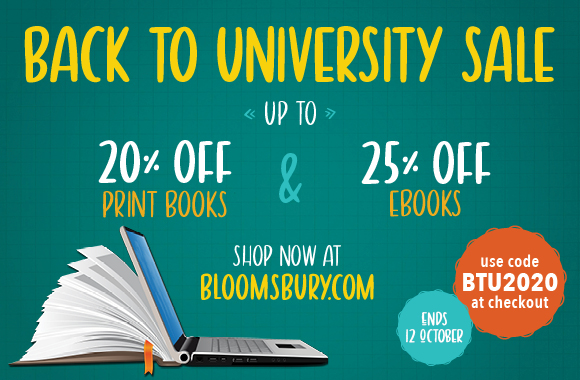 UK-based followers: Get 20% off our print books and 25% off our eBooks with the code BTU2020. Offer ends 12th October!  Browse #ReligiousStudies: https://t.co/cTVA5F1aLZ https://t.co/hh8ROyhizz