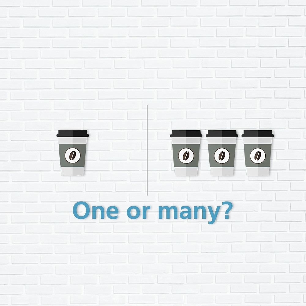 Are you a one-cup person or many cup person? Tag a witness to support your answer. #TwoTypesOfPeople #ThisorThat https://t.co/gujN0aTZIR