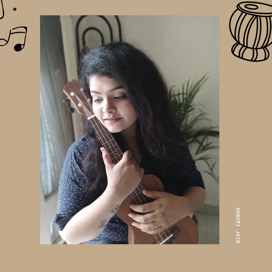 Vibing into my own tune!  Did you listen to my song Khel Mandala?  Please share your thoughts in the comments below.  #singingislife #music #tunes #singers #shrutijain #youtube #youtuber #marathisingers #lifeformusic #passion #professionalsinger #internationalsinger #picoftheday https://t.co/Xflt9xvkAL