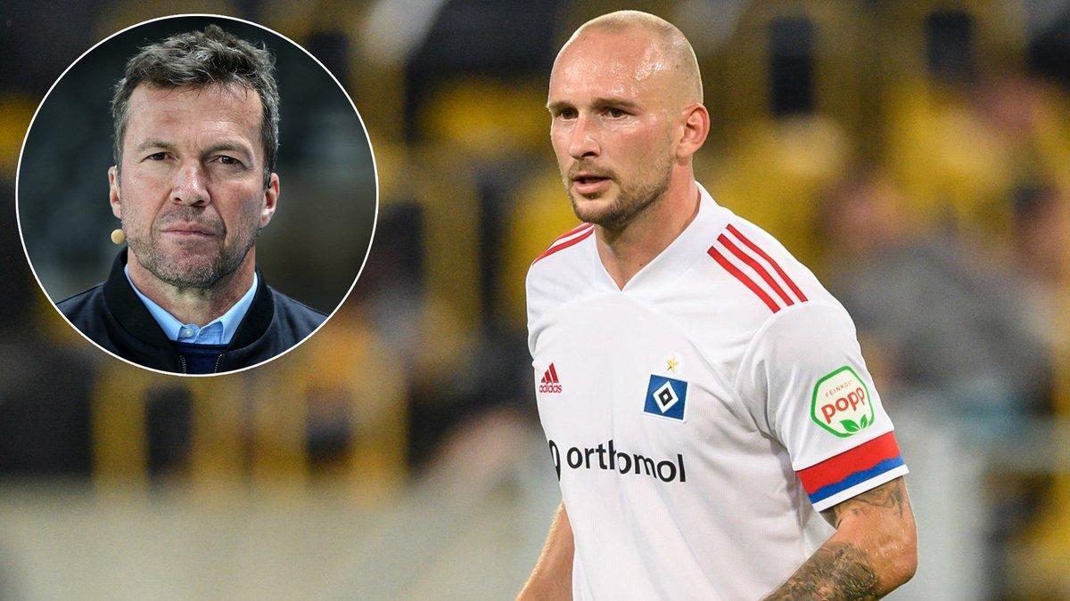 Nach Fan-Attacke: #Matthäus fordert Freispruch für #HSV-Profi #Leistner -